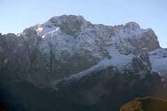 Val di scalve Royalty Free Stock Images