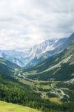 Val Ferret, Italy Stock Image