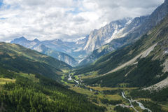 Val Ferret, Italy Royalty Free Stock Images