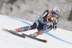 Val Gardena Downhill Stock Image