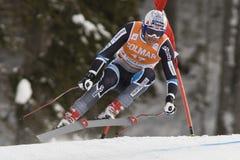Val Gardena Downhill Stock Photos