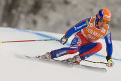 Val Gardena Downhill Stock Images