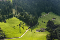 Val Passiria Royalty Free Stock Image