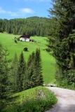 Val Pusteria, dolomía 2 - Italia Foto de archivo libre de regalías