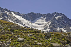 Val Thorens (2770 M.) Photos stock