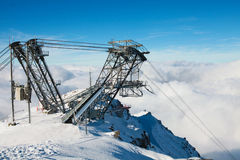 Val Thorens Stock Photos