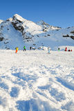 Val Thorens Royalty Free Stock Photo