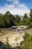 Val van Dochart, Schotland Stock Fotografie