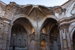 Val van het klooster Royalty-vrije Stock Afbeeldingen