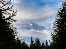 Val Veny - Italian Alps Royalty Free Stock Photos