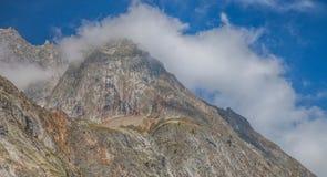 Val Veny, Italy - Mountain Peak II Royalty Free Stock Photos