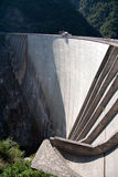 Val Verzasca Dam Royalty Free Stock Photo