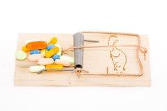 Val voor Verdovende middelen Stock Foto's