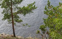 Valaam海岛的本质  库存图片