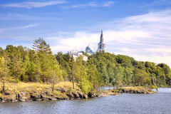 Valaam Island Stock Photography