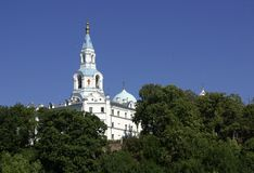 Valaam Monastery Royalty Free Stock Images