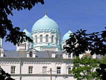 Valaam monastery Royalty Free Stock Photos