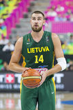 Valanciunas of Lithuania Stock Photos