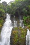 Valanjanganam Water Falls near Kuttikkanam, Idukki District, Kerala, India Royalty Free Stock Images