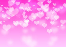 Valantine's day background Stock Photos
