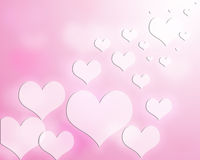 Valantine's day background Royalty Free Stock Images