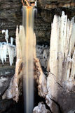 Valaste waterfall stock photo