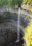 The Valaste waterfall. Estonia Royalty Free Stock Photo