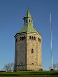 ` Valber ` wieża obserwacyjna w Stavanger mieście Obrazy Stock