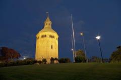Valberg Kontrollturm Lizenzfreies Stockbild