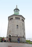 Valberg tower, Stavanger, Norway. Royalty Free Stock Photos
