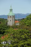 Valberg-Turm Lizenzfreies Stockfoto