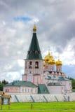 Valdai Iversky Bogoroditsky Svyatoozersky Monastery Stock Photo