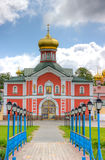 Valdai Iversky Bogoroditsky Svyatoozersky Monastery Royalty Free Stock Photos