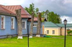 Valdai Iversky Bogoroditsky Svyatoozersky Monastery Stock Photography