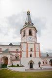 Valdai Iversky Svyatoozersky Bogoroditsky man's monastery. Stock Image