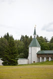 Valdai Iversky Svyatoozersky Bogoroditsky man's monastery. Royalty Free Stock Photography