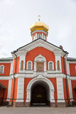 Valdai Iversky Svyatoozersky Bogoroditsky man's monastery. Royalty Free Stock Photo