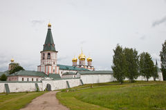 Valdai Iversky Svyatoozersky Bogoroditsky man's monastery. Stock Images