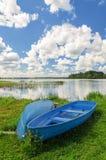 Valdai lake Royalty Free Stock Photo