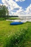 Valdai lake Stock Images