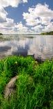 Valdai lake Stock Photo