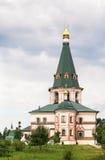 Valday Iversky kloster, Ryssland Royaltyfria Bilder