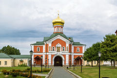 Valday Iversky monaster, Rosja Obraz Royalty Free