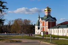 Valday Iversky Monastery Stock Photos