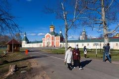 Valday Iversky Monastery Stock Photography