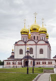 Valday Iversky Monastery, Russia Stock Photo