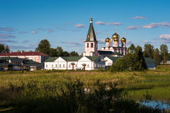 Valday Iversky Monastery Stock Image