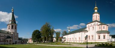 Valday Iversky Monastery Royalty Free Stock Image