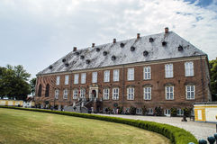 Valdemars城堡 库存照片