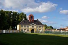 Valdemars Castle Slot Taasinge Funen Denmark Stock Photos